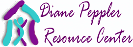 Diane Peppler Resource Center logo